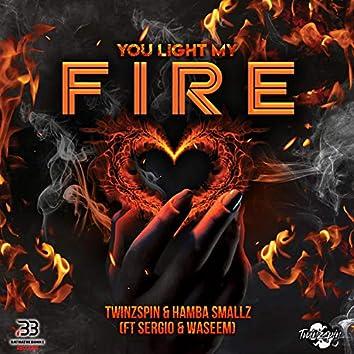 You Light My Fire (feat. Sergio & Waseem)