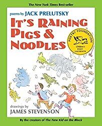 its raining pigs noodles poetry book for kids