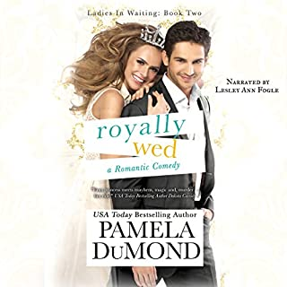 Royally Wed audiobook cover art