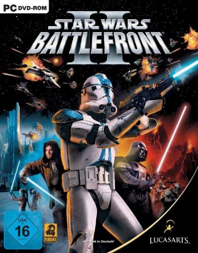 Star Wars - Battlefront 2 [Software Pyramide] - [PC]