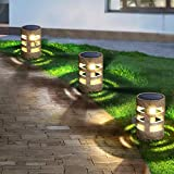 Solar Garden Lights, Outdoor Solar Landscape...