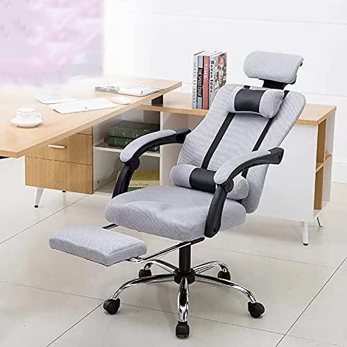 Sedia Boss, Sedia da Computer, Sedia da Ufficio a casa, Sedia da Ufficio per Studenti di Regolazione