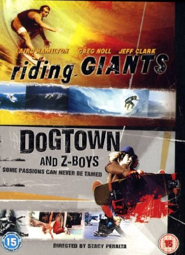 Riding Giants / Dogtown And Z-Boys [2 DVDs] [UK Import]