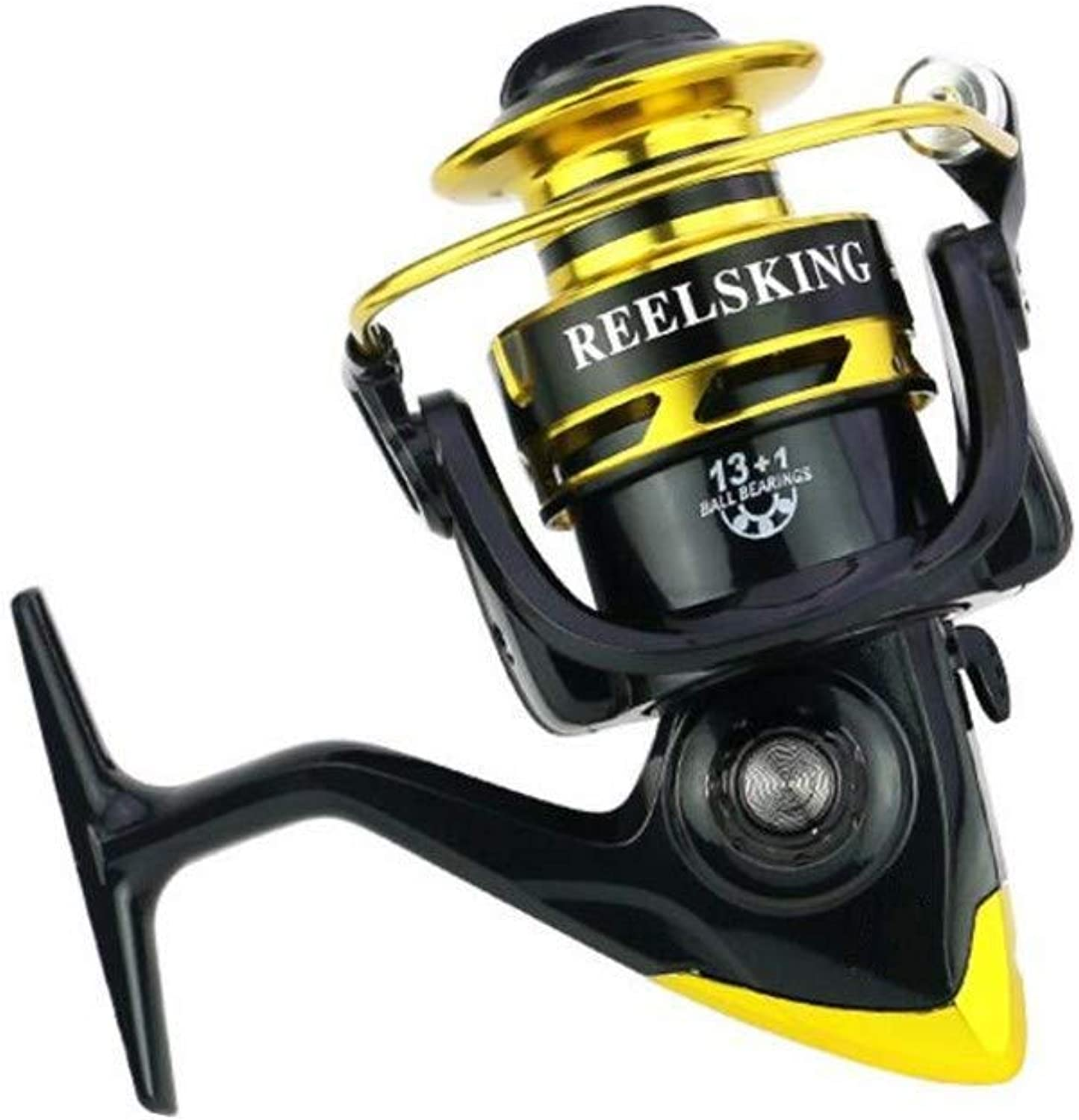 Fast redating Reel, 13+1BB Bearing Light and Smooth, 1000 to 7000 Series, Left Right Interchangeable redating Reel seawater Freshwater Fishing