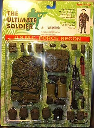 Ultimate Soldier U.S.M.C. Force Recon Outfit Set by Ultimate Soldier