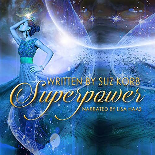 Superpower cover art
