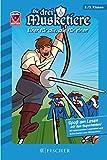Helden-Abenteuer 04: Die drei Musketiere – Einer für alle