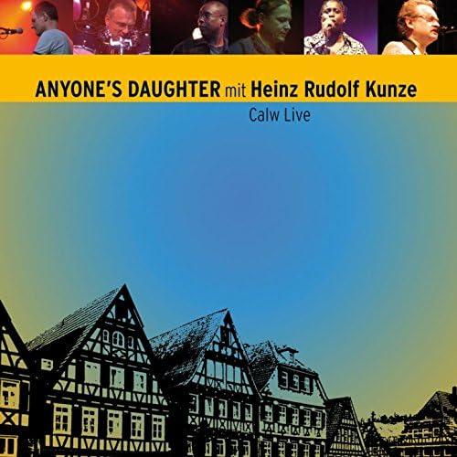 Anyone's Daughter feat. Heinz Rudolf Kunze