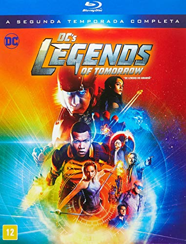 Dcs Legends Of Tomorrow 2A Temp [Blu-ray]