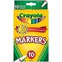 Set of 10 Crayola Original Marker Set