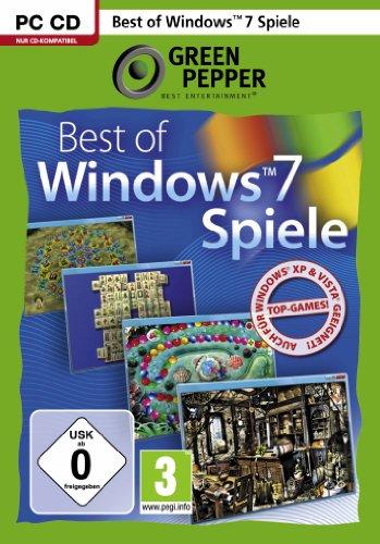 Best of Windows 7 Spiele Collection