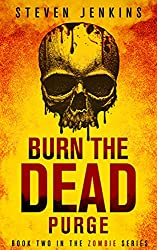 Cover of Burn the Dead: Purge