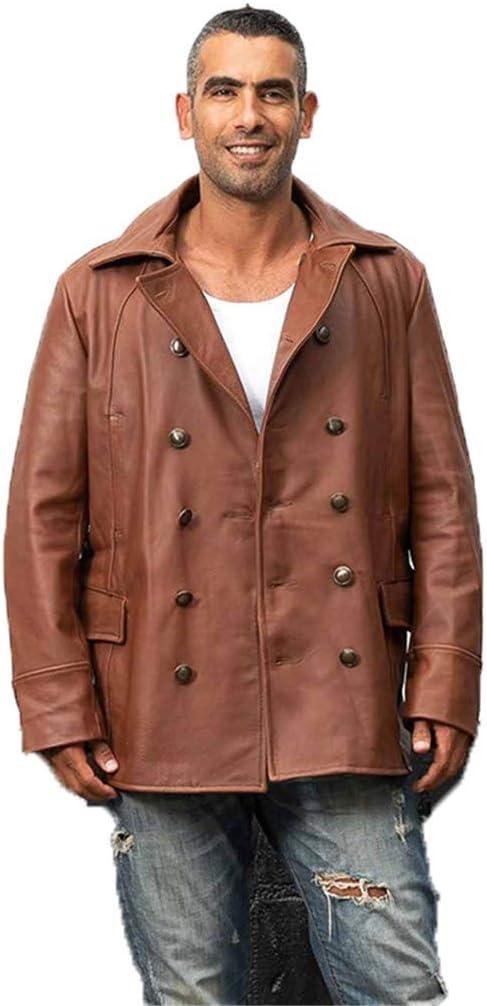 Snhpk Men's Punk Motorcycle Jacket Ranking TOP11 Vintage Leather Spring new work Business Warm