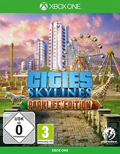 Cities: Skylines Parklife Edition [Xbox One]