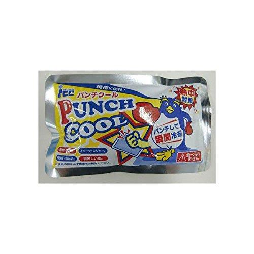 業務用瞬間冷却パックパンチクール(PUNCHCOOL)レギュラー[25個入]