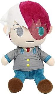 Tianmeijia Anime Boku no Hero Academia My Hero Asui Tsuyu DIY Handmade Toy Plush Doll( Small )