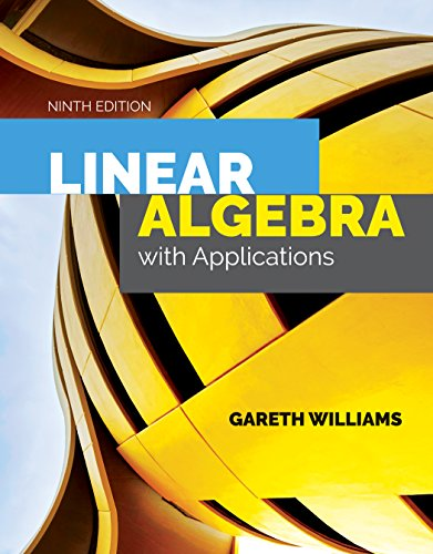 Linear Algebra with Applications (English Edition)