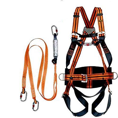 GAOHL Equipement de protection de sécurité construction pour grimper de corde escalade