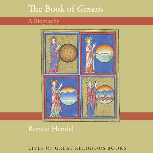 The Book of Genesis: A Biography cover art