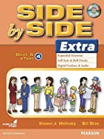 Side by Side Level 4 Extra Edition : Student Book and eText with CD (Side by Side Extra Edition)