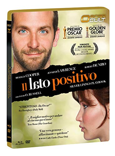 "Il Lato Positivo ""Oscar Cult"" Combo (BD + DVD )"