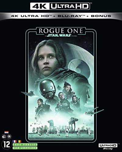 Rogue One : A Star Wars Story [4K Ultra HD Blu-Ray Bonus]