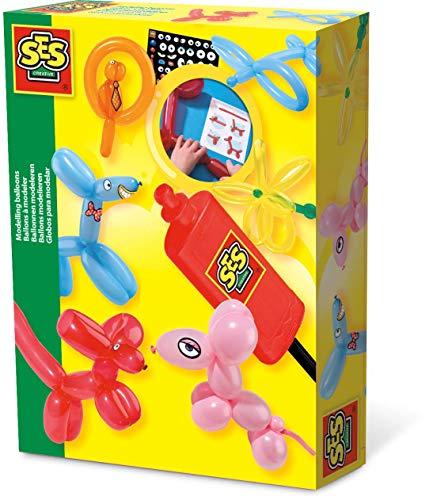 SES 00958 - Ballons Modellieren