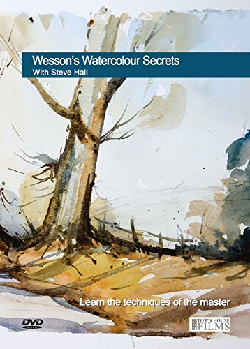 Wesson's Watercolour Secrets DVD with Steve Hall