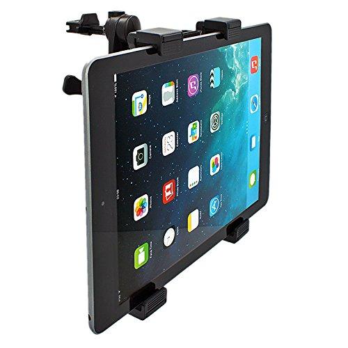 MOBILEFOX Tablet Lüftungs Halter Halterung Navi Auto KFZ PKW für Apple iPad Pro Air 1 2