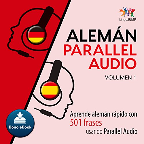 Alemán Parallel Audio [German Parallel Audio] audiobook cover art