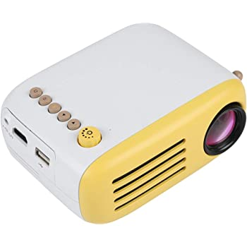 Videoproyectores JICHUIO YG320 Proyector LED 1080P WiFi Pantalla ...