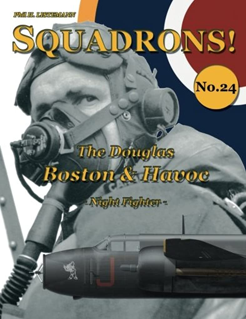 テレックスシャットハンディThe Douglas Boston & Havoc: Night Fighter (SQUADRONS!)