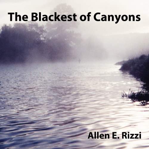 The Blackest of Canyons audiobook cover art