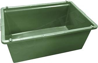 SUTTER Bandeja de transporte para el transporte de caza en el maletero, 80 litros, 76 x 50 x 32 cm, apta para alimentos