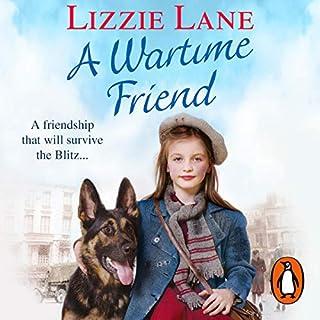 A Wartime Friend cover art