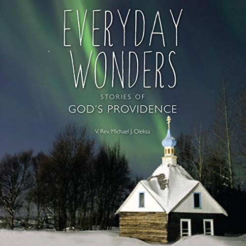 Everyday Wonders: Stories of God's Providence audiobook cover art