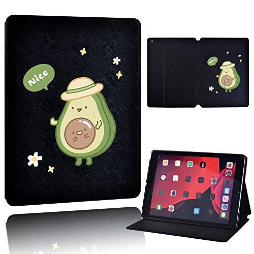 Case For Ap Ipad 10.2 7th 8th 2020/Ipad Mini/Ipad2/3/4/Ipad 5/6/7th Gen/Air4 3 2 1pro Avocado Series Leather Tablet Cover (Color : Avo hat, Size : IPad Mini 4 5)
