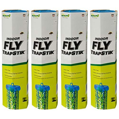 RESCUE! Non-Toxic TrapStik for Flies – Indoor...
