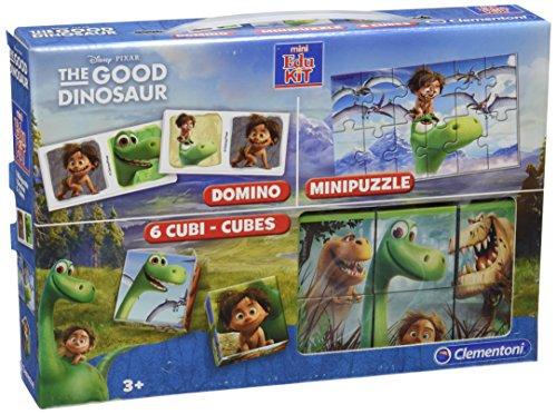 Clementoni - 13463-Mini Edukit Good Dinosaur-Jeu éducatif
