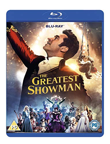 The Greatest Showman [Blu-ray] Movie Plus Sing-along [2017] (Without Cardboard Slip Cover)