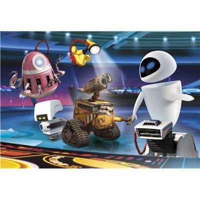 Clementoni 235674- Puzzle Infantil de Wall-E