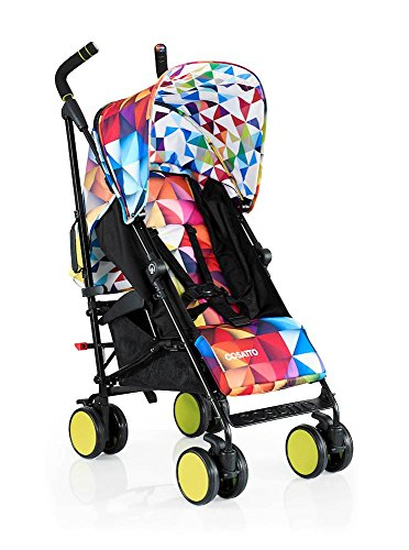 Cosatto Supa Go Stroller (Spectroluxe), suitable from birth, 7 kg