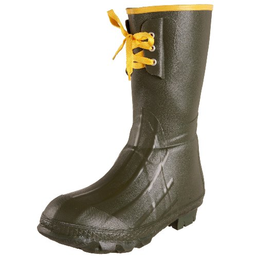 "LaCrosse Men's 12"" Insulated Pac Mid-Calf Boot,Olive Drab Green,10 M US"