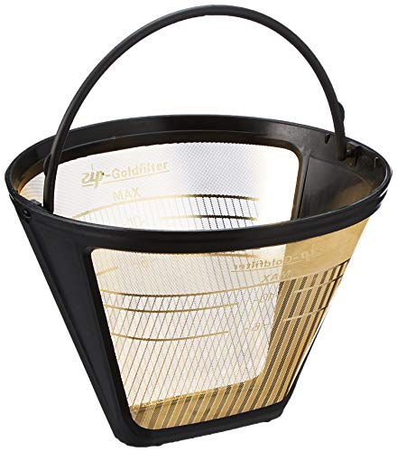 ZIP Premium Kaffee-Dauerfilter SWISSGOLD KF 4