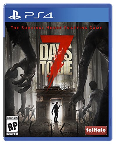 7 Days to Die - PlayStation 4 by Telltale Publishing