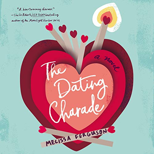 Couverture de The Dating Charade