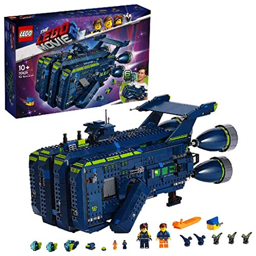 The Lego Movie 2 70839 Die Rexcelsior, Bauset