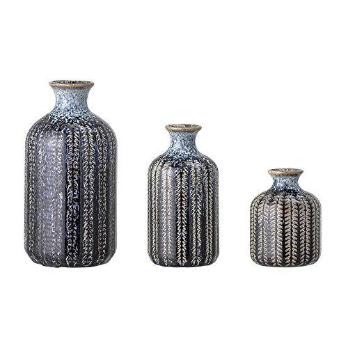 Bloomingville Vasen-Set, blau