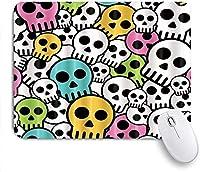 """ゲームマウスパッドパターンアルパカとサボテンエスニックラマき9.5"""" x7.9""""ノートブックマウスパッドマウスマットりめラバーバッキング"""