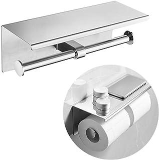 Wc-Roll Houders Tissue Rolhouder Voor Wc Wc Rollen Houder Toiletpapier Houder Toiletrolhouder En Handdoek Ring Set Wc Roll...